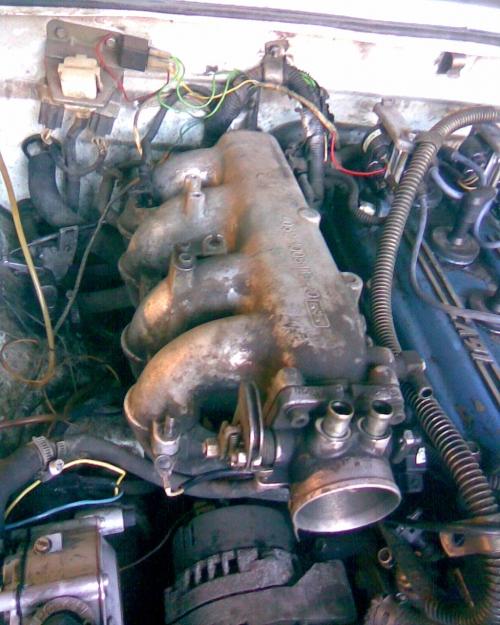 Установка двигателя 402 на волгу