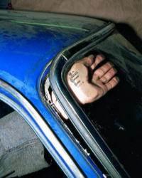 Замена лобового стекла газ 3110 своими руками